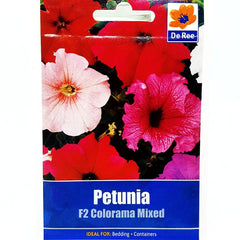 Petunia F2 Colorama Mixed