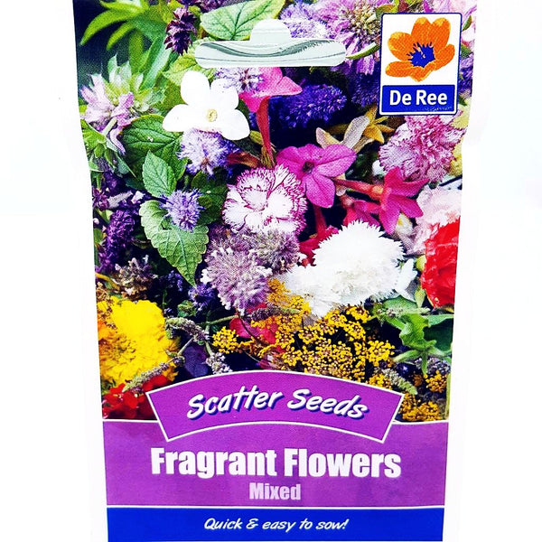 Fragrant Flowers Mixed
