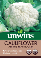 Unwins Cauliflower All The Year Round