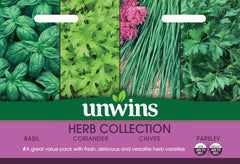 Unwins Herb Collection Pack