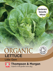 Lettuce Little Gem (Organic)