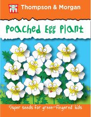 Kids Poached Egg Plant