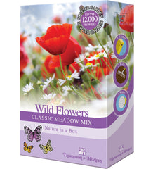 Wild Flowers Classic Meadow Mix