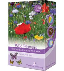 Wild Flowers Cornfield Annuals Mix