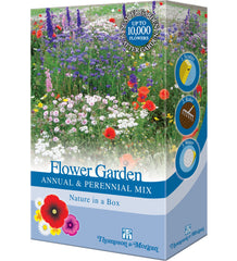 Flower Garden Annuals & Perennials Mix