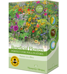 Beneficial Flowers Perfect for Pollinators Mix