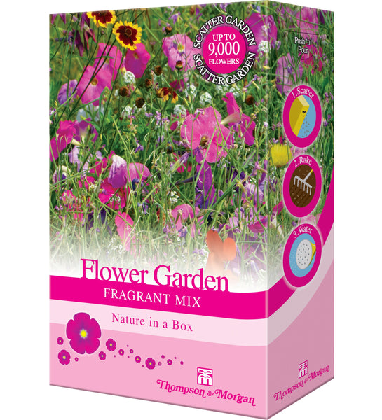 Flower Garden Fragrant Mix