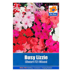 Busy Lizzie (Dwarf F2) Mixed