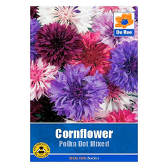 Cornflower Polka Dot Mixed
