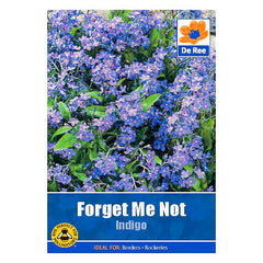 Forget Me Not Indigo