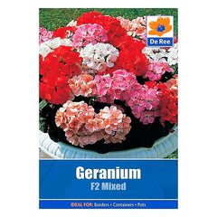 Geranium Magic Beauty F1 Mixed
