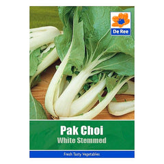 Pak Choi White Stemmed Chinese Cabbage