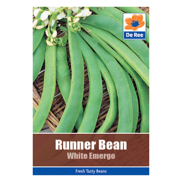Runner Bean White Emergo