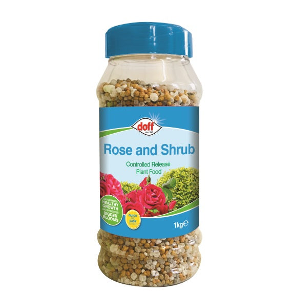 Doff Rose & Shrub food