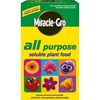 Miracle Gro Plant food 500g