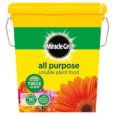 Miracle Gro All Purpose Plant food 2kg