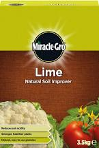 Miracle gro Lime