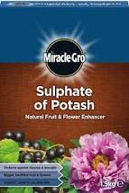 Miracle Gro Sulphate of Potash