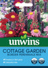 Unwins Cottage Garden Border Perennials Mix