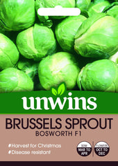 Unwins Brussels Sprout Bosworth F1