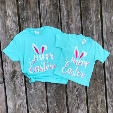 Happy Easter Tee- YOUTH