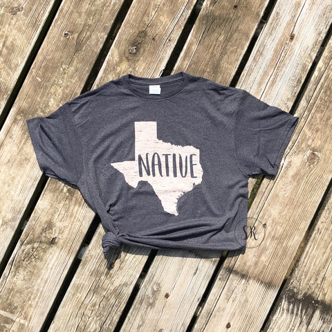 Texas Native Tee
