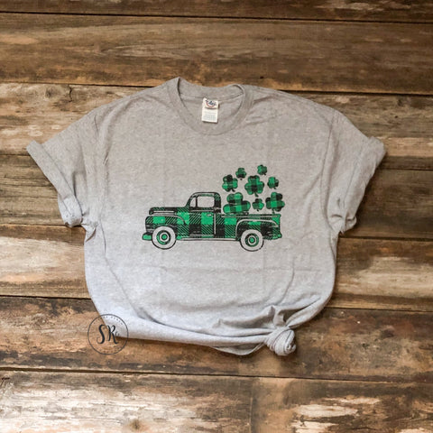 Lucky Truck Tee- YOUTH