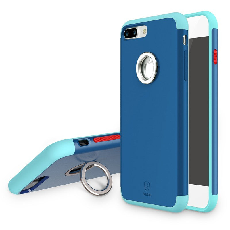 huge selection of 0391d b9a1a Baseus Magnetic Ring Car Holder Case - iPhone 7 Plus