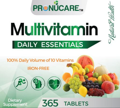 Daily Essential MultiVitamin x 3