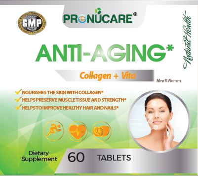 Anti-aging + Collagen Vita x 3