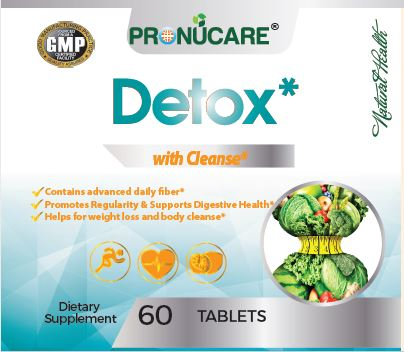 Detox with body Cleanse
