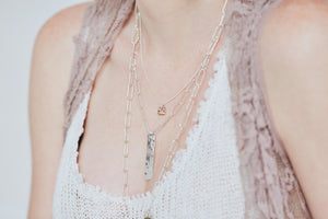 Betty Bar Necklace