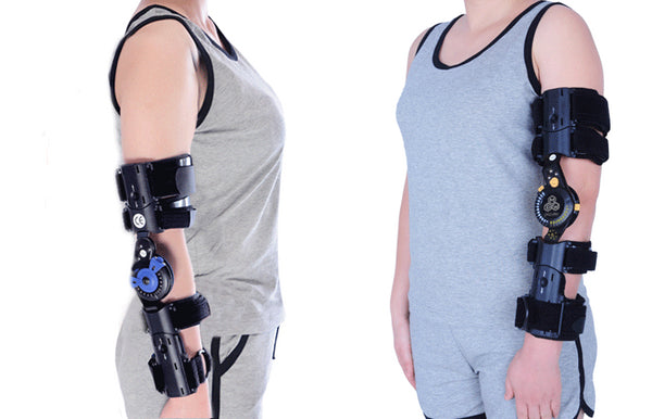 MobilityStuff Medical adjustable fixed elbow brace anti-alignment