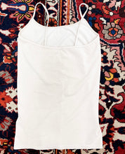 Load image into Gallery viewer, Full-Figured Cami Top in Off-White - FINAL SALE