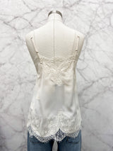 Beatrice Camisole in Ivory