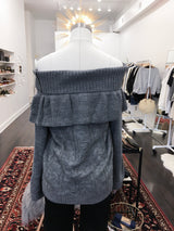 Commotion Sweater in Grey