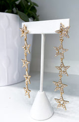 Brooklyn Star Earrings