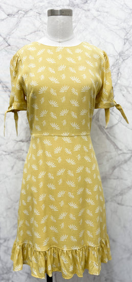 Nelson Sundress in Yellow