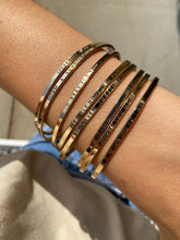Load image into Gallery viewer, Stackable Bracelet - 'She is Fierce'