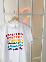 Kansas City Rainbow Tee