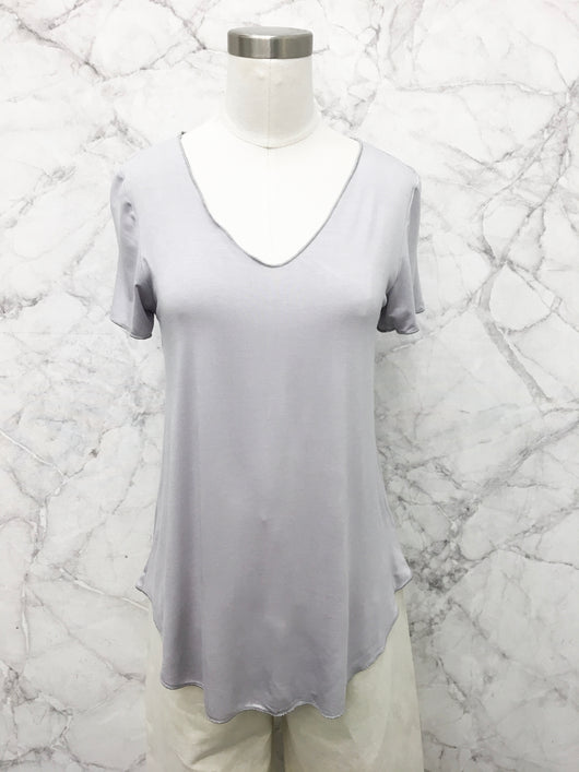 Everyday Short Sleeve Tee in Slate