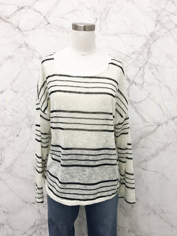 Nobu Sweater in Stripe