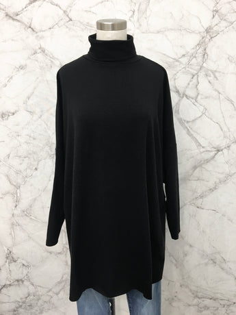 Cordelia Top in Black