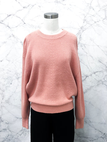 Westwood Sweater in Salmon