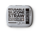 Foldable Silicone Straw