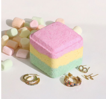 Marshmallow World Earring Bath Bomb - FINAL SALE