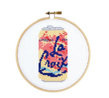 La Croix DIY Cross Stitch Kit