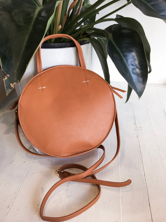 Cinnamon Crossbody