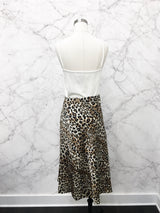 Felicia Skirt in Leopard