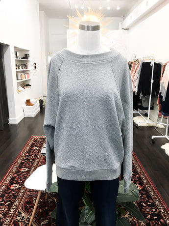 Harlee Sweatshirt in Grey